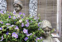 Ozdoby ogrodowe / Produkcja i sprzedaż dekoracji ogrodowych