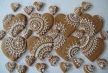 декор пряников печенья