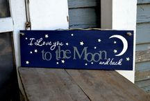 Wood Signs / Signs that I have for sale on my etsy shop. / by Staci Grauman