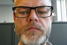 The Beard / Growing a Beard - trying to see what it will look like and how long it takes.