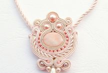 Inspirations / Soutache technic.