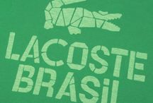 The Rio Collection / From under the Brazilian sun, a new collection from Lacoste. Follow the croc to Rio below.
