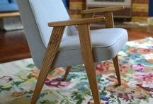 Icons and classic pieces of furniture