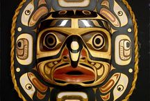 Northwest Coast Native American Art / by Louann Brown