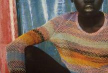 Stripe knits