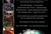 Plan Your Engine Shed Party