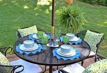 Decor - Patio/Back Porch / by Dana Ingram