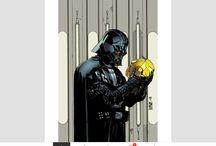 Starwars / Fans the saga.