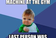 Funny Gym Moments / All the best and most hilarious gym moments.