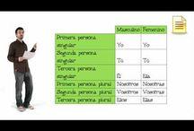 Gramática lengua castellana
