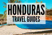 Travel Honduras / Travel guides for Honduras