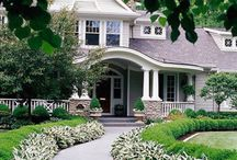 Curb Appeal / Enhance your curb appeal with easy little tips.