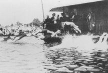Paris 1900 swimming