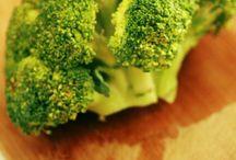 Galette de brocolis