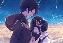 I will not forget your name!  /Kimi no na wa/
