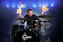 Melissa Drum Shoot