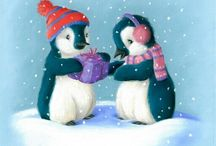 Pingwinek