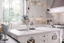 Beautiful Kitchens / Amazing kitchens.