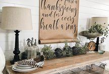 A Homestead Thanksgiving