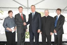 St. Vincent Hot Springs / HOT SPRINGS, ARK. (April 1, 2014) – Mercy and Catholic Health Initiatives (CHI) have signed a definitive agreement and transferred ownership of Mercy Hot Springs hospital and physician clinic to St. Vincent Health System (SVHS) in Little Rock, a CHI affiliate.