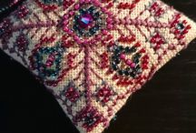 Sewing and Needlecraft Ideas / Dedicated to fun and cute sewing, cross stitch, and embroidery designs and samples.
