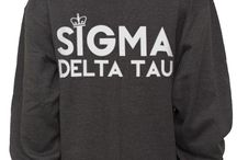 sigma delta tau<3 / by Shelby Struck