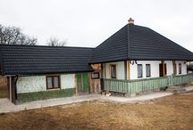 Casa Bucovineana cu Acoperis Decra, jud Suceava