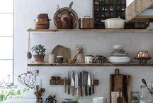 bucatarie (kitchen)