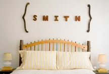 Home {Bedroom} / by Holly Dovich