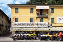 QUADCENTER SRL / Vendita quad, ATV e UTV, miniquad. Noleggio ed escursioni guidate in quad nel Monte Grappa e Altopiano di Asiago .