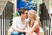 Romantic Cambridge Engagement Shoot