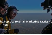 Emails + Newsletters + Lists / How to grow your email list, set up sign up forms, and make email marketing work for you