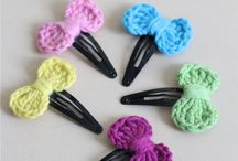 Crochet tutorials child items