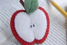 Kreativ med æbler