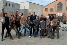 The Walking Dead!! / Yep made a whole board for walking dead don't hate  / by Bethany Weaver