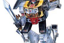 Tattovering - Grimlock