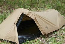 Small lightweight tent