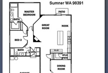 Floor Plans - New Homes in Pierce County