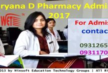Pharmacy Admission