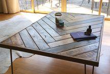 Outdoor table design ideas