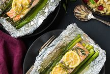 salmon dishes