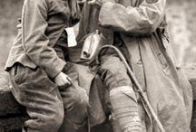 WW1 1914-1918 & WW2 1939-1945 / Az első és másodig világháború