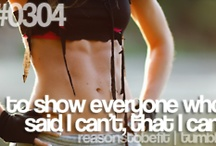 Fitness....and why I love it!! / It is my stress reliever.....and trust me......I have stress!!