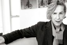 Andrée Putman / Work and projects of a legendary interior designer Andrée Putman