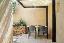 outdoor spaces / by Becky Wall