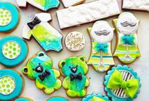 Icing Ideas: The Painted Box