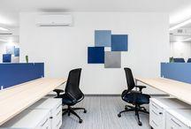 Kinnarps - Stanowiska pracy, fotele obrotowe, biurka, regulacja wysokości blatu, elewatory