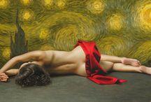 Arte varia e nudi artistici  / Tutto quello che secondo me è artistico.