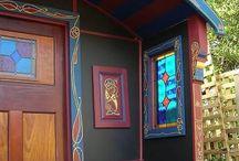 home inspiration / beautiful decorating ideas