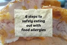 Living with Allergies / What is it like on a daily basis to live with allergies? Where do you shop? What do you have to change when cooking? How about allergy appointments?